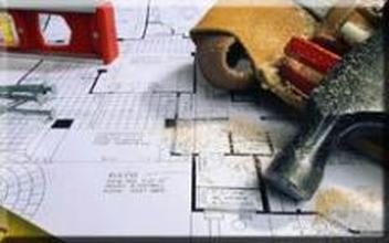 Blueprint & Tools Photo